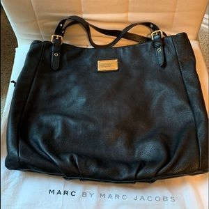 Marc by Marc Jacobs soft pebble leather tote